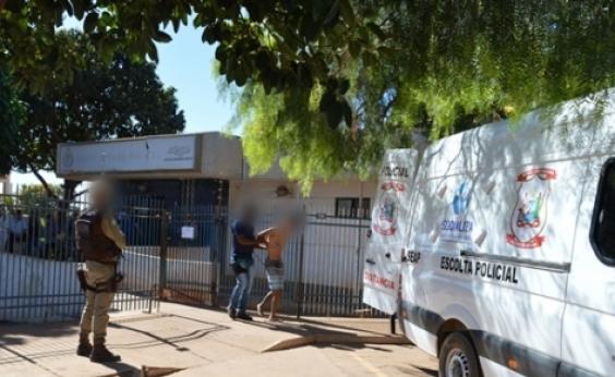 Inaugurado em junho, Conjunto Penal de Barreiras começa a receber detentos
