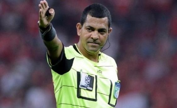 Wagner Nascimento Magalhães vai apitar partida entre Santos e Bahia
