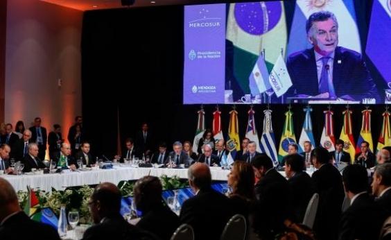 Brasil assume presidência do Mercosul por seis meses