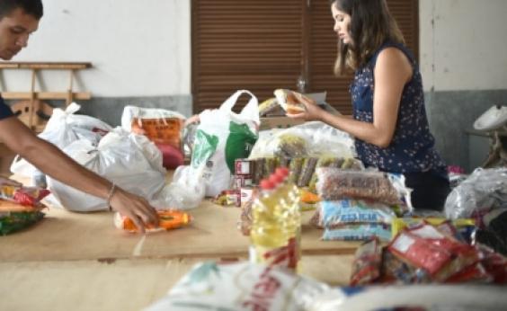 Voluntárias Sociais promovem campanha de arrecadação para ajudar vítimas da chuva na Bahia