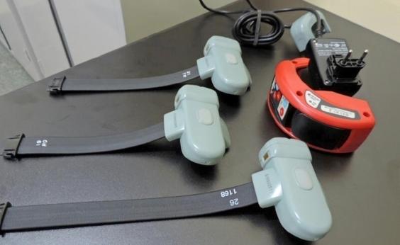 Bahia deve receber 300 tornozeleiras até agosto; cada equipamento vai custar R$ 250 por mês
