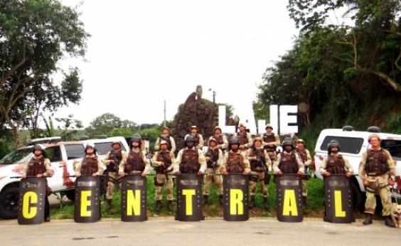 Município de Laje ganha base avançada da Polícia Militar