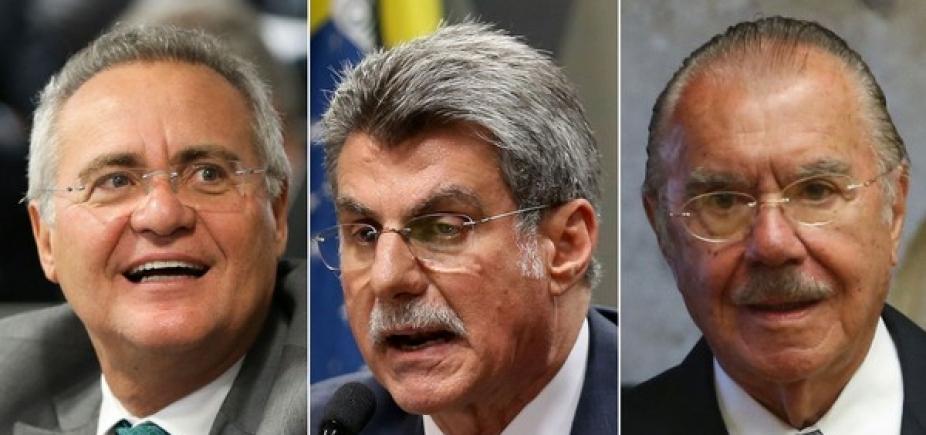 [PF conclui relatório e não vê crime de obstrução de Renan, Jucá e Sarney]