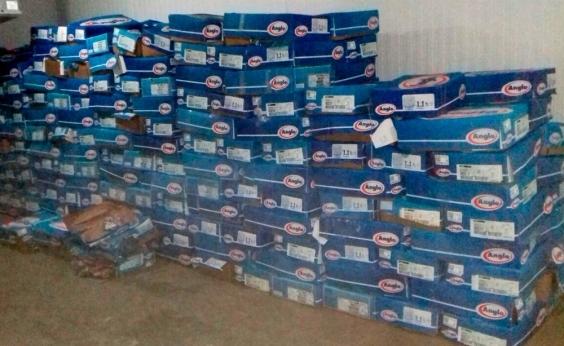 Dupla é presa por comércio ilegal de carne em Juazeiro; mercadoria foi roubada no PR