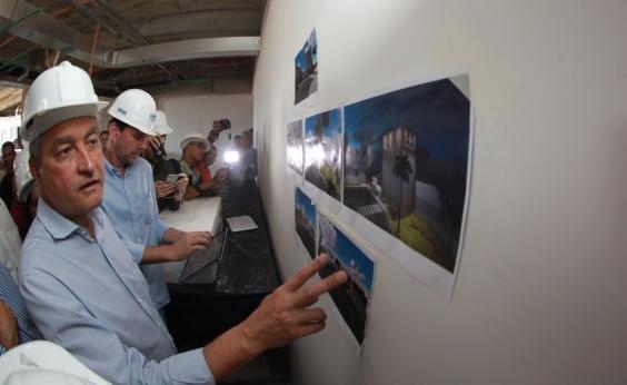 Rui entrega ampliação de centro de bioimagem e vistoria obras em Jequié