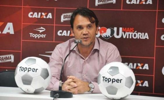 Petkovic nega contratação de Carpegiani: Não fechamos com nenhum técnico