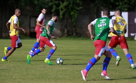 Embalado, Bahia pega o Santos na manhã deste domingo pelo Brasileirão