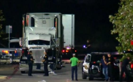 Estados Unidos: oito pessoas são encontradas mortas dentro de caminhão no Texas