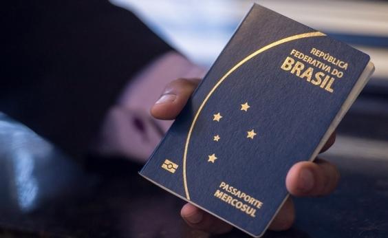 Parada por quase um mês, produção de passaportes é retomada nesta segunda