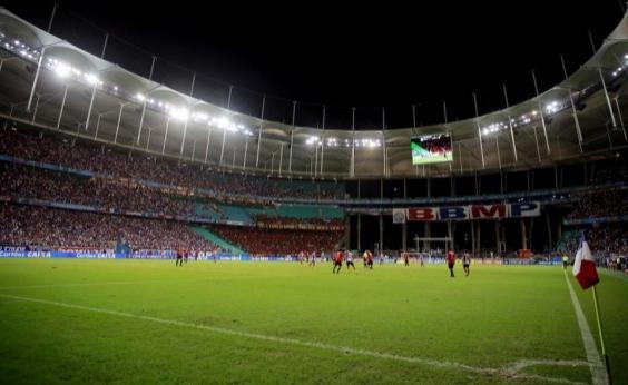 Ingressos para o confronto entre Bahia e Sport começam a ser vendidos nesta quarta