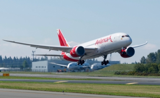 Decisão é antecipada e Avianca suspende  voos à Venezuela já nesta quinta