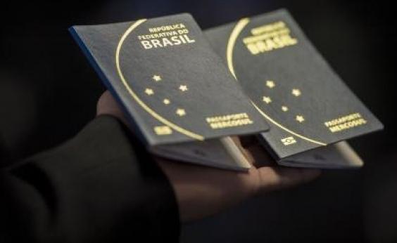 PF entrega passaportes atrasados em São Paulo após liberação de verba