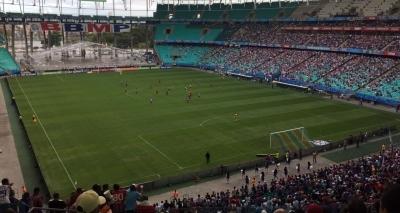 Sport quebra tabu e, mesmo cheio de reservas, vence o Bahia na Fonte