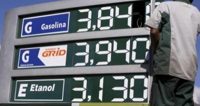 Alta de tributos sobre combustíveis faz estimativa para inflação subir para 3,4%