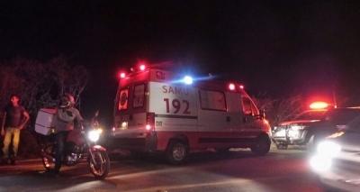 Motociclista de 28 anos morre depois de atropelar cavalo na BR-135
