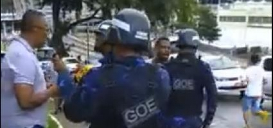 [Vereador denuncia agressão de guardas municipais na Bonocô; veja vídeo]