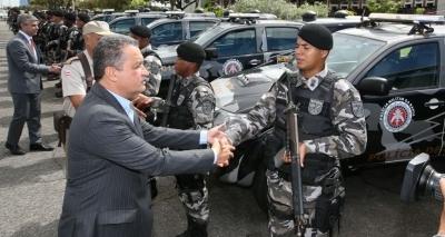 Governo vai convocar policiais da reserva para atuar em funções de retaguarda