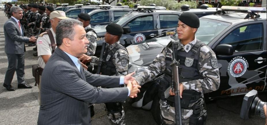 [Governo vai convocar policiais da reserva para atuar em funções de retaguarda]