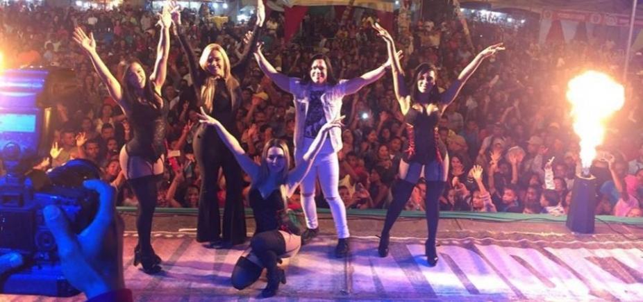 [Calcinha Preta faz show em Salvador nesta sexta-feira; confira]
