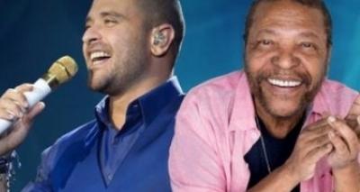 Martinho da Vila e Diogo Nogueira se apresentam em Salvador e show vai ter transmissão ao vivo