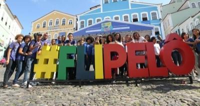 Flipelô deve atrair 30 mil pessoas durante os cinco dias de programação