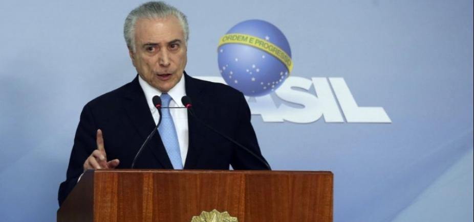 [Planejamento do governo propõe déficit de R$ 159 bilhões para 2017 e 2018]