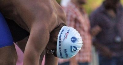 Nadador Allan do Carmo disputa nova etapa da Copa do Mundo no Canadá