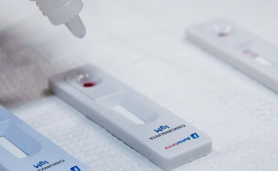 Testes rápidos para dengue e chikungunya passam a integrar lista do SUS