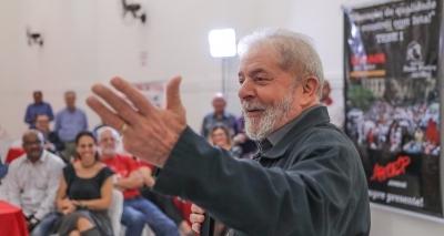 Lula receberá título de Doutor Honoris Causa pela UFRB