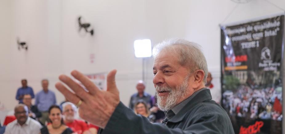 [Lula receberá título de Doutor Honoris Causa pela UFRB]