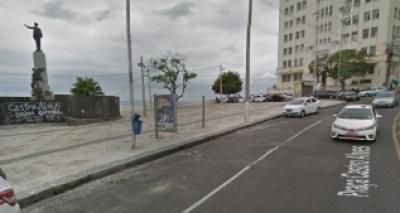 Vias de acesso à Praça Castro Alves serão interditadas na noite desta sexta