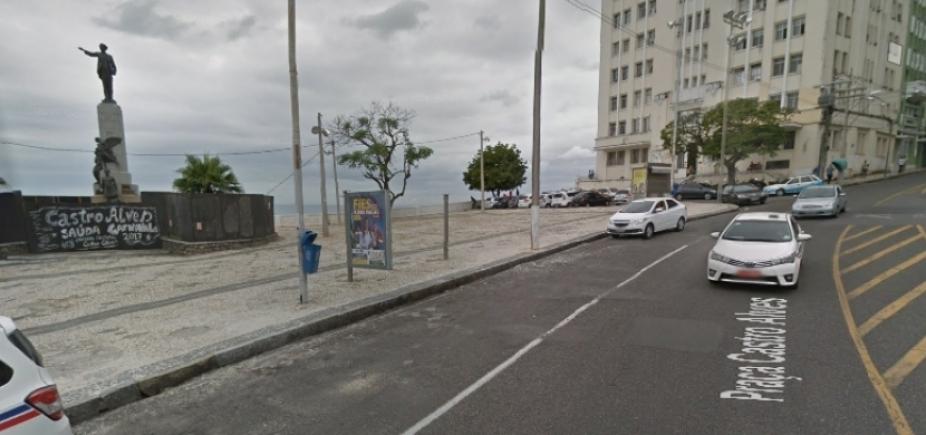[Vias de acesso à Praça Castro Alves serão interditadas na noite desta sexta ]