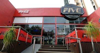 Five Sport Bar da Graça encerra as atividades