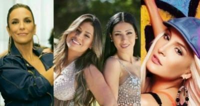 Simone e Simaria ultrapassam Ivete e Claudia Leitte no Youtube com