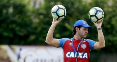 Preto diz que espera time Atlético-PR diferente do que enfrentou o Bahia no 1º turno