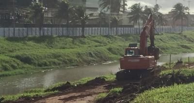 Liminar que suspendia obras de drenagem do Rio Jaguaribe é revogada