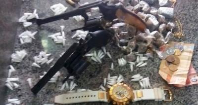Suspeitos de tráfico morrem após confronto com policiais militares em Simões Filho