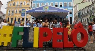 Flipelô: governo oferece internet grátis no Centro Histórico de Salvador