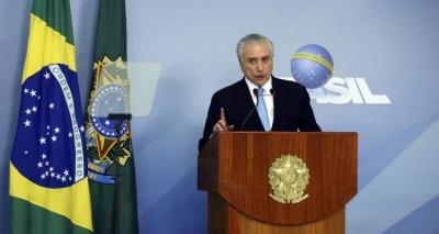 Temer reúne ministros da Fazenda e do Planejamento no Planalto