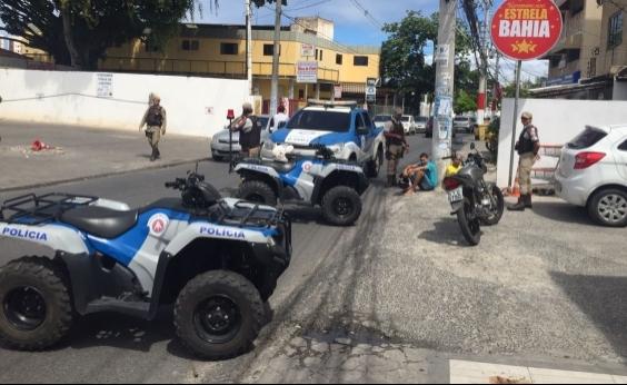 Em menos de 12h, polícia prende dupla acusada de espalhar boato de toque de recolher em Lauro de Freitas