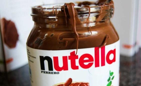 Carga de Nutella e Kinder Ovo avaliada em mais de R$ 170 mil é roubada