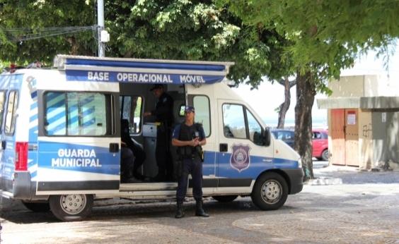 Ocorrências registradas pela Guarda Civil crescem 62% em 2017