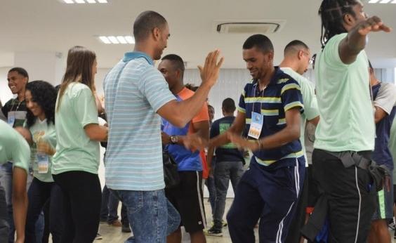 Programa de Esporte e Lazer da Cidade: agentes que irão atuar no projeto passam por formação
