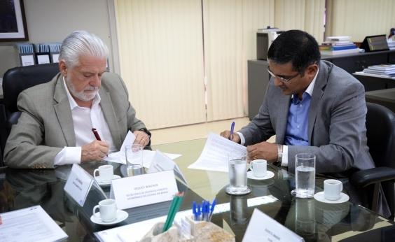 Indústria cacaueira assina acordo com governo e investirá R$150 milhões na Bahia