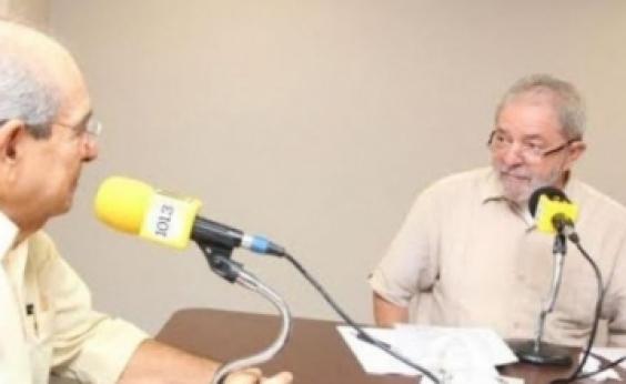 Mário Kertész entrevista ex-presidente Lula nesta sexta-feira