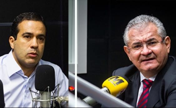 De mudança? Angelo Coronel revela convite de Bruno Reis para ir para o PMDB
