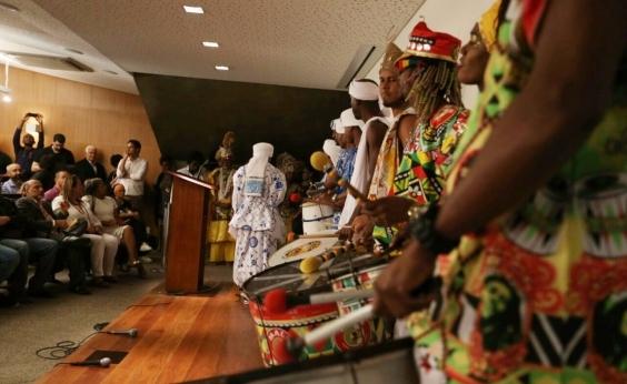 Concha Negra: Rui destaca iniciativa para reafirmar a identidade cultural da Bahia
