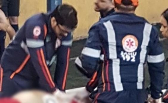 Jovem sofre infarto e morre durante partida de futebol em Luis Eduardo Magalhães