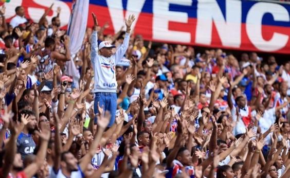 Ingressos para Bahia e Vasco começam a ser vendidos nesta quarta