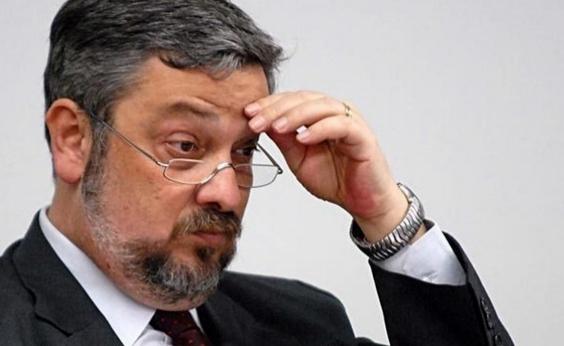 Palocci tem novo pedido de liberdade negado pelo TRF